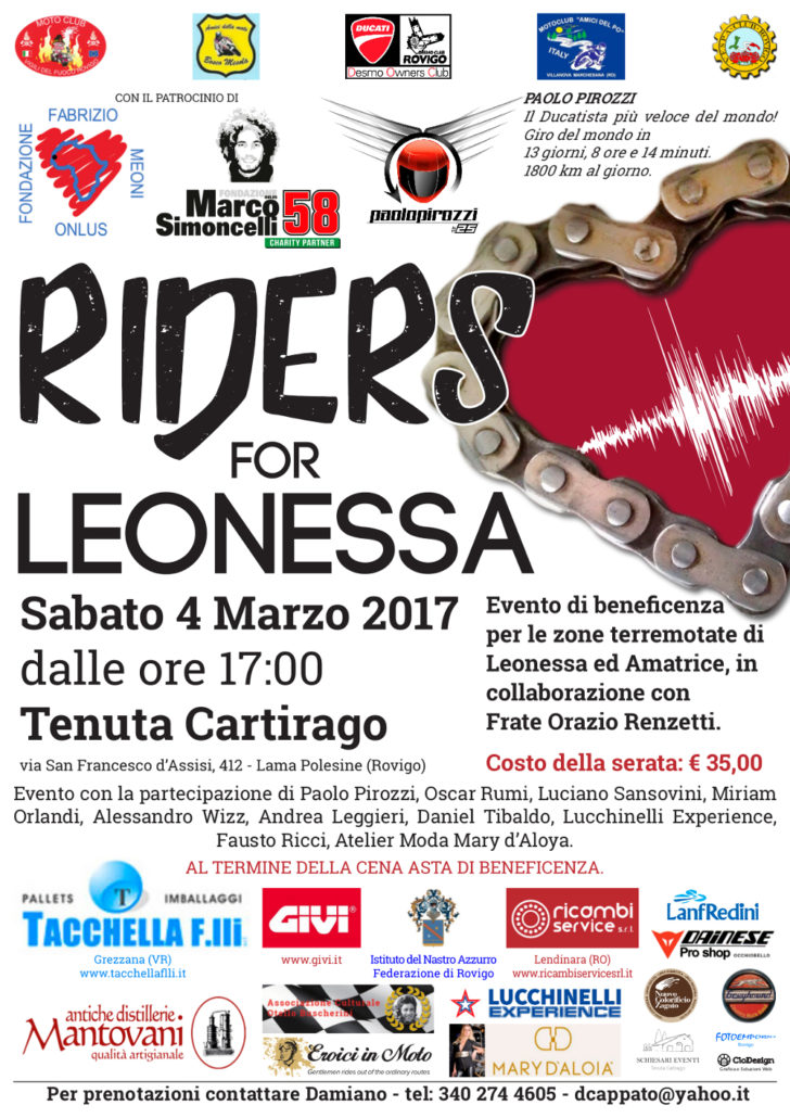 Riders for Leonessa